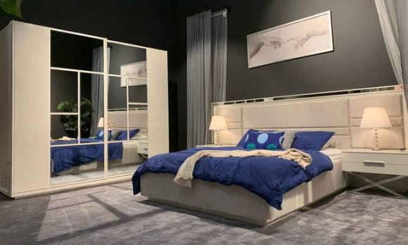 Evmoda Mobilya - Barnet Modern Yatak Odası Takımı
