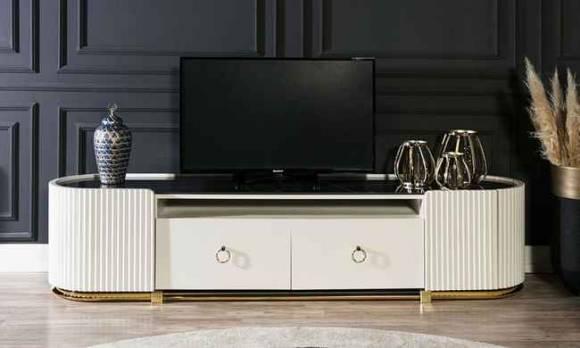 Evmoda Mobilya - Bella Art Deco Tv Ünitesi