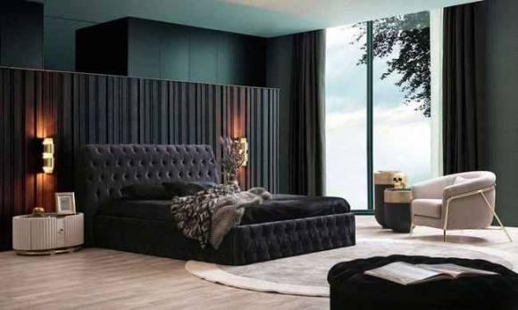 Evmoda Mobilya - Bella Art Deco Yatak Odası Takımı (1)