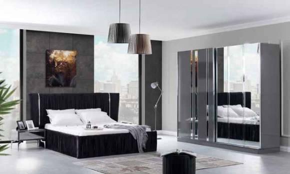 Evmoda Mobilya - Beta Modern Yatak Odası Takımı (1)