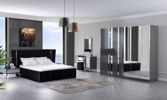 Evmoda Mobilya - Beta Modern Yatak Odası Takımı