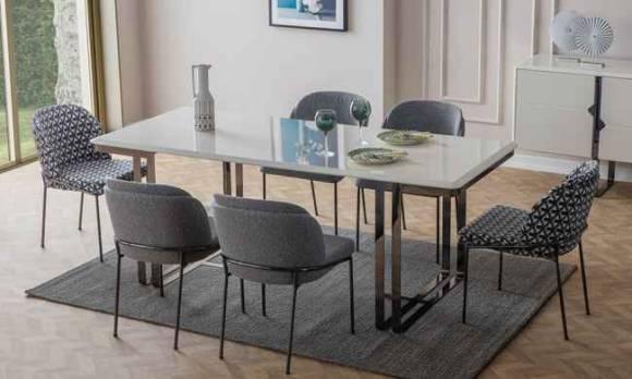 Evmoda Mobilya - Biblo Yemek Masası