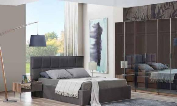 Evmoda Mobilya - Bronze Modern Giyinme Odası