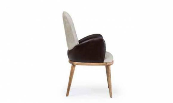 Evmoda Mobilya - Bugatti Kollu Sandalye (1)