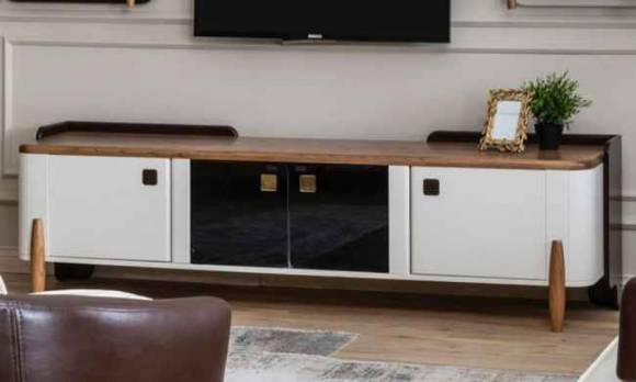 Evmoda Mobilya - Bugatti Modern Tv Sehpası