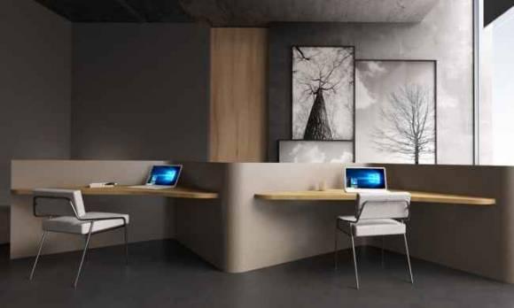 Evmoda Mobilya - Çalışma Masası Projemiz (1)