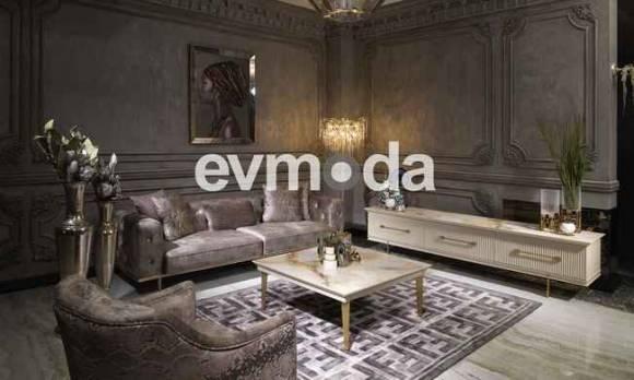 Evmoda Mobilya - Cavalli Art Deco Tv Ünitesi (1)