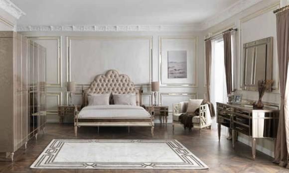 Evmoda Mobilya - Cavani Art Deco Yatak Odası Takımı