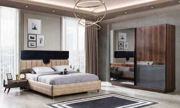 Evmoda Mobilya - Como Modern Yatak Odası Takımı