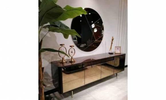 Evmoda Mobilya - Cosmo Konsol ve Aynası