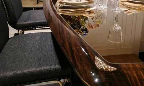 Evmoda Mobilya - Cosmo Yemek Masası (1)