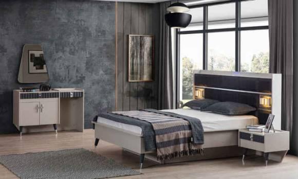 Evmoda Mobilya - Creo Modern Yatak Odası Takımı