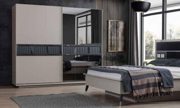 Evmoda Mobilya - Creo Modern Yatak Odası Takımı (1)