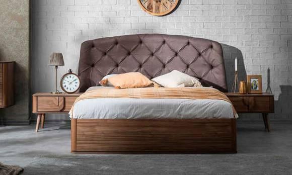 Evmoda Mobilya - Curve Modern Yatak Odası Takımı (1)
