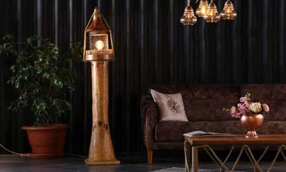 Evmoda Mobilya - Deniz Feneri Lambader
