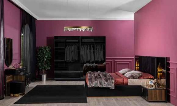 Evmoda Mobilya - Deressa Modern Yatak Odası Takımı