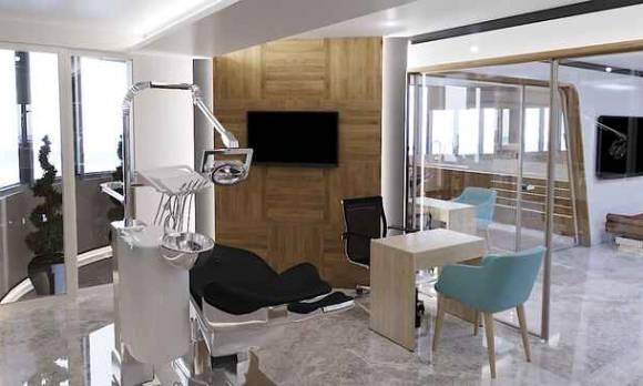 Evmoda Mobilya - Diş Kliniği Dekorasyon Projemiz