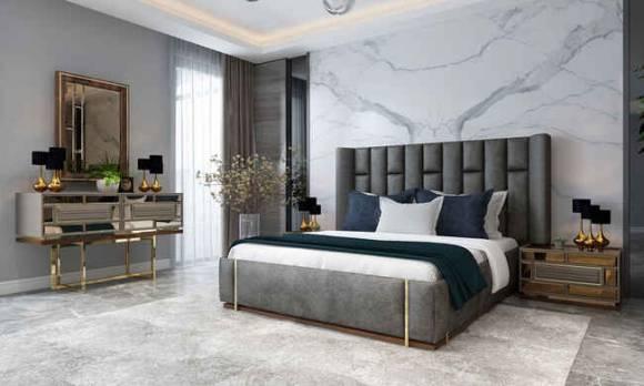 Evmoda Mobilya - Dore Avangarde Yatak Odası Takımı (1)