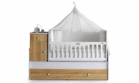 Evmoda Mobilya - Efsane Bebek Odası Takımı (1)