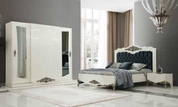 Evmoda Mobilya - Efsane Avangarde Yatak Odası Takımı
