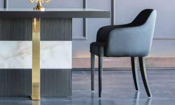 Evmoda Mobilya - Elegante Sandalye
