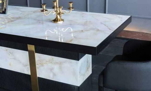 Evmoda Mobilya - Elegante Yemek Masası (1)