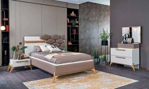 Evmoda Mobilya - Erda Genç Yatak Odası Takımı (1)