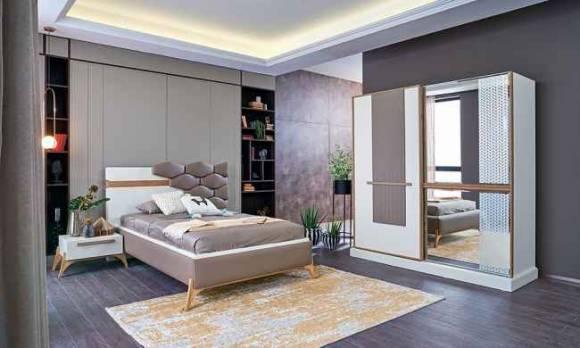 Evmoda Mobilya - Erda Genç Yatak Odası Takımı