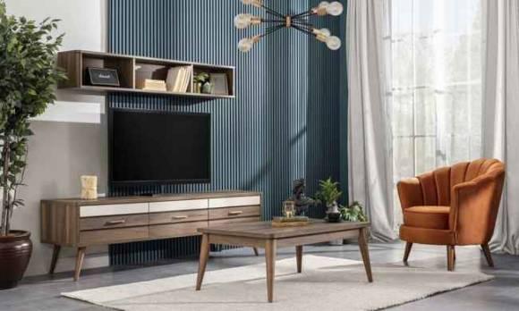 Evmoda Mobilya - Eti Tv Sehpası (1)