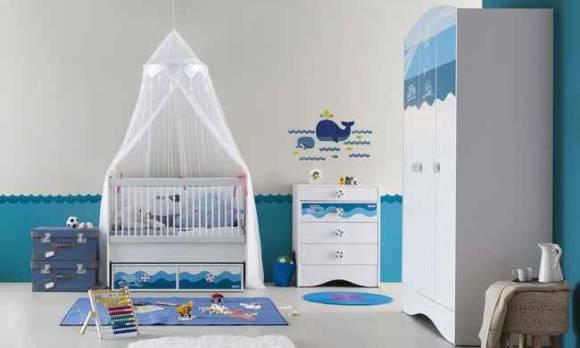 Evmoda Mobilya - Fora Bebek Odası Takımı