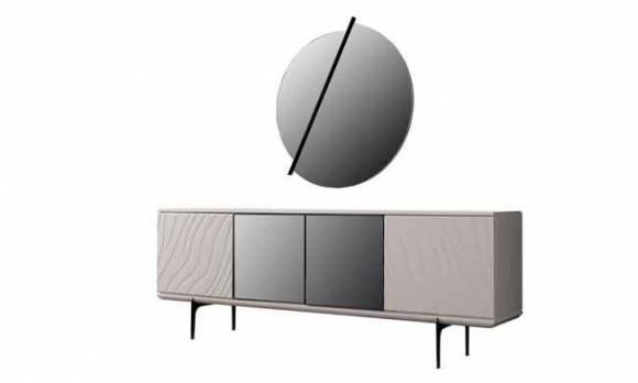 Evmoda Mobilya - Fujin Konsol ve Aynası