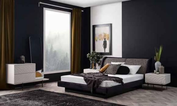 Evmoda Mobilya - Fujin Modern Giyinme Odası Takımı (1)