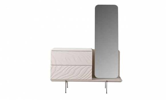 Evmoda Mobilya - Fujin Şifonyer ve Aynası