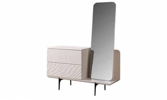 Evmoda Mobilya - Fujin Şifonyer ve Aynası (1)