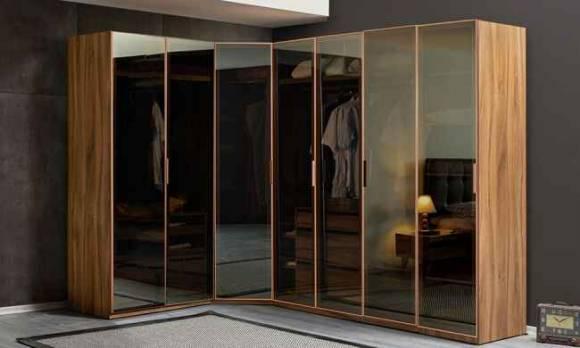 Evmoda Mobilya - Göynük Modern Giyinme Odası