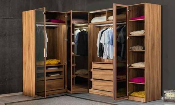 Evmoda Mobilya - Göynük Modern Giyinme Odası (1)