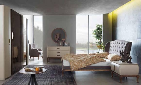Evmoda Mobilya - Helena Modern Yatak Odası Takımı (1)