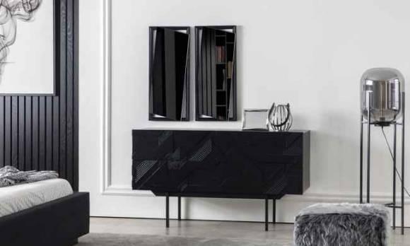 Evmoda Mobilya - İllusion Şifonyer Ve Aynası