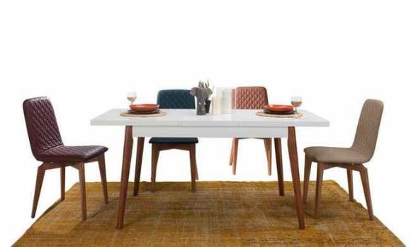 Evmoda Mobilya - İndiana Mutfak Masası Takımı (1)