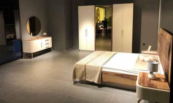 Evmoda Mobilya - Kamelya Modern Yatak Odası Takımı (1)