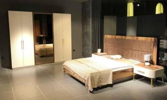 Evmoda Mobilya - Kamelya Modern Yatak Odası Takımı