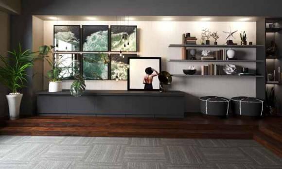 Evmoda Mobilya - Ofis - Kamu Kurumu Dekorasyon Projemiz