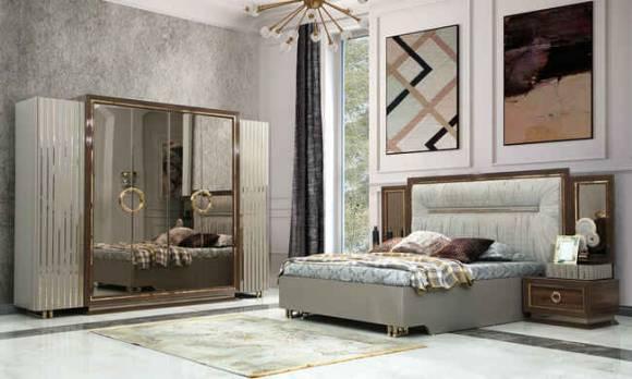 Evmoda Mobilya - Karat Avangarde Yatak Odası Takımı