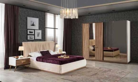 Evmoda Mobilya - Kenzo Modern Yatak Odası Takımı
