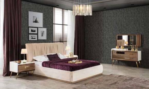 Evmoda Mobilya - Kenzo Modern Yatak Odası Takımı (1)
