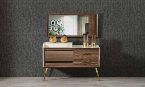 Evmoda Mobilya - Kenzo Şifonyer ve Aynası