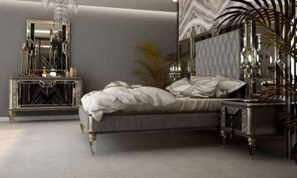 Evmoda - Kristal Avangarde Yatak Odası Takımı (1)