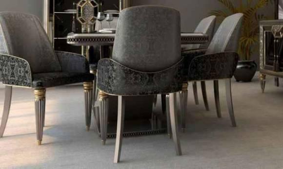 Evmoda Mobilya - Kristal Sandalye