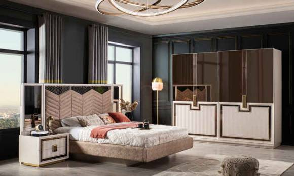 Evmoda Mobilya - Javi Modern Yatak Odası Takımı