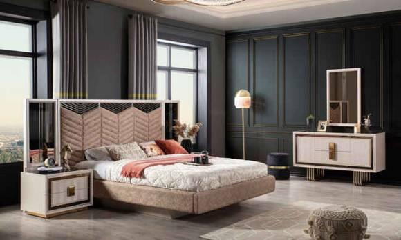 Evmoda Mobilya - Javi Modern Yatak Odası Takımı (1)